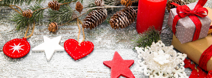 Christmas and new year facebook and twitter covers HD - ekapak.com